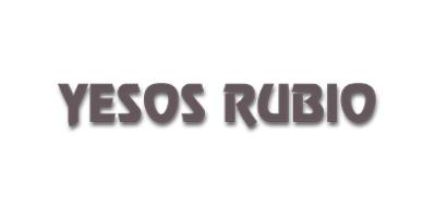 Yesos Rubio
